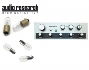 Audio Research SP1 Preamplifier: replacement bulb