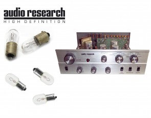 Audio Research SP2C Preamplifier: replacement bulb