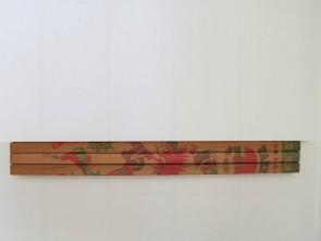 VINTAGE TAIYO Japanese Football Theme Pencil - square shape - HB - Made in Japan