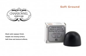 Charbonnel Lamour Hard Black Ball Ground
