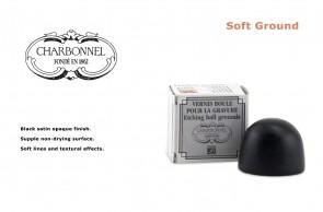 Charbonnel Hard Black Ball Ground