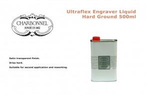Charbonnel Ultraflex Engraver Liquid Hard Ground 500ml