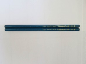 VINTAGE SMOOTH TOUCH 553 3H Pencils - Made in  Japan