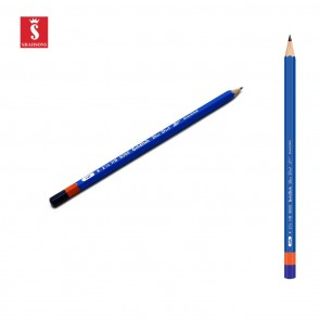 Shahsons Goldfish Bluebird 8000 Pencils - HB - 12 PACK - Quality Drafting Pencils - made in Pakistan