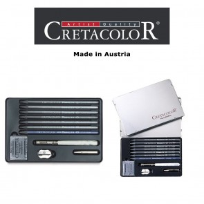 Creatacolor Monolith Box Tin Pencil Set of 11