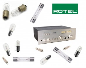 ROTEL RA-713 Receiver: replacement bulbs