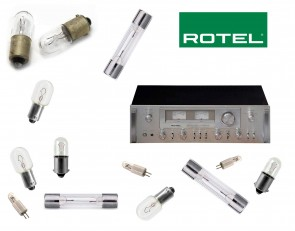 ROTEL RA-313 Receiver: replacement bulbs