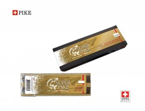 12 Pack SUPER PIKE Jewelers Sawblades - finest! MADE in SWITZERLAND - choose sz #4/0 - 8
