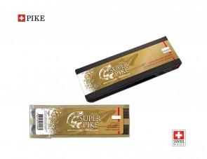 12 Pack SUPER PIKE Jewelers Sawblades - finest! MADE in SWITZERLAND - choose sz #4/0 - 8
