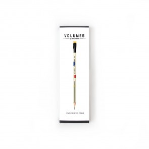 Limited Edition Palomino Blackwing Volume 155 -  A tribute to Bauhaus - (12 Pack) - Made in Japan