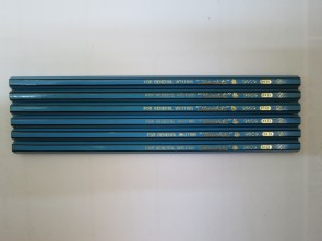 VINTAGE YACHT General Writing Pencil - 9609 - HB - Made in Japan